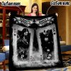 Jack Skellington king Sally queen quilt custom personalized name