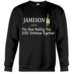 Jameson the Glue holding this  shitshow together d hoodie