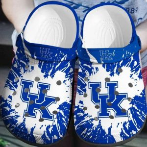 Kentucky Wildcats basketball CROCS Crocband