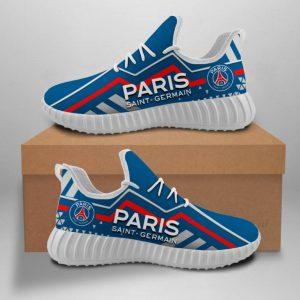 Paris saint germain Yeezy sneaker shoes