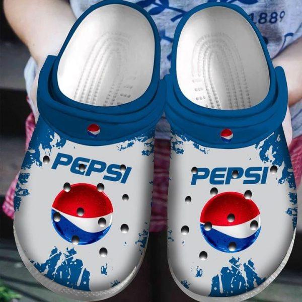 Pepsi crocs crocband