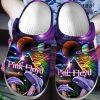 Pink floyd croc shoes crocband