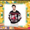 Rick and Morty Happy Human Holiday Ugly Christmas Sweater