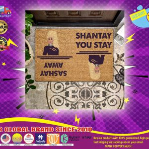 Shantay you stay sashay away Doormat