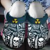 Skeleton rad tech crocs crocband