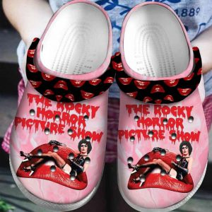 The rocky horror picture show crocs shoes crocband