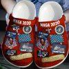 Trump Maga 2020 crocband crocs shoes