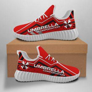 Umbrella corporation Yeezy sneaker shoes