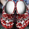 Van Halen crocs shoes crocband