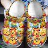 Winnie the Pooh croc shoes crocband