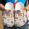 Winnie the pooh crocs crocband