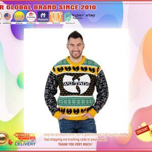 Wu-Tang Clan Ugly Christmas Sweater
