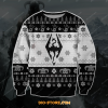 The elder scrolls skyrim knitting pattern 3D print ugly sweater