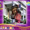 As for me and my house we will serve the lord American flag