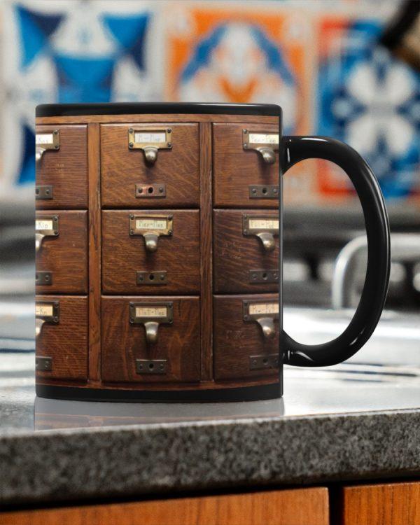 Librarian gift mug