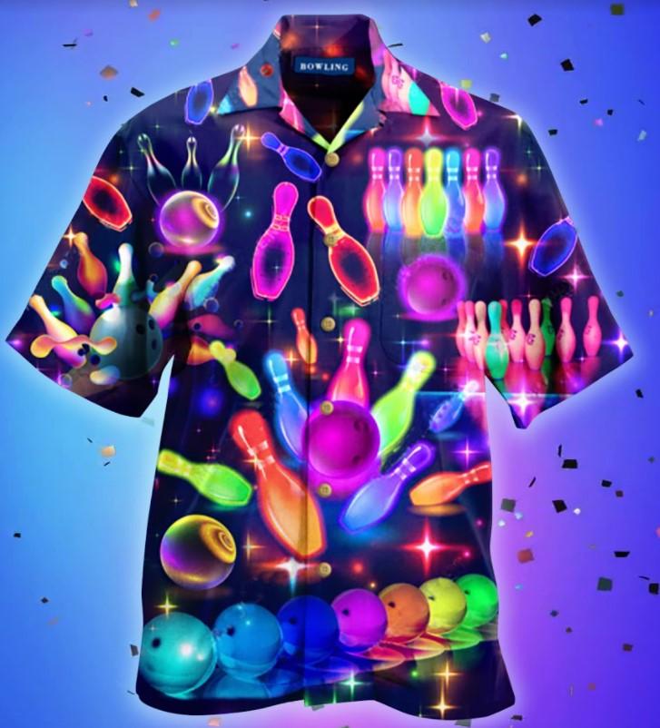 Bowling this how roll hawaiian shirt2