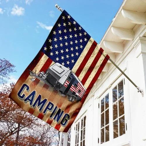 Camper van flag2