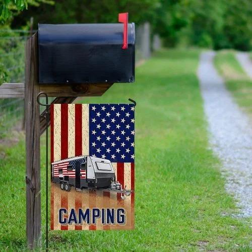 Camper van flag4