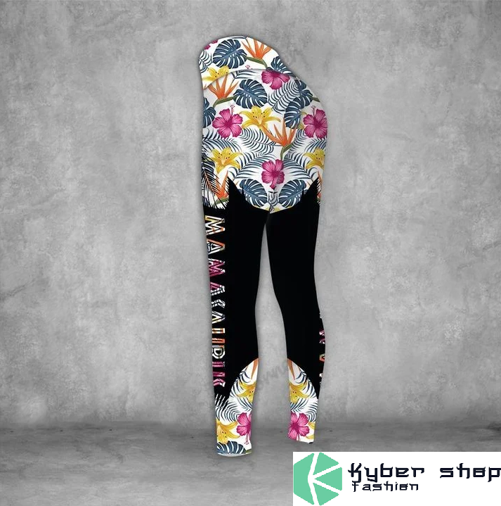 Dont miss with mamasaurus youll get jarasskicked dark 3D hoodie and legging3