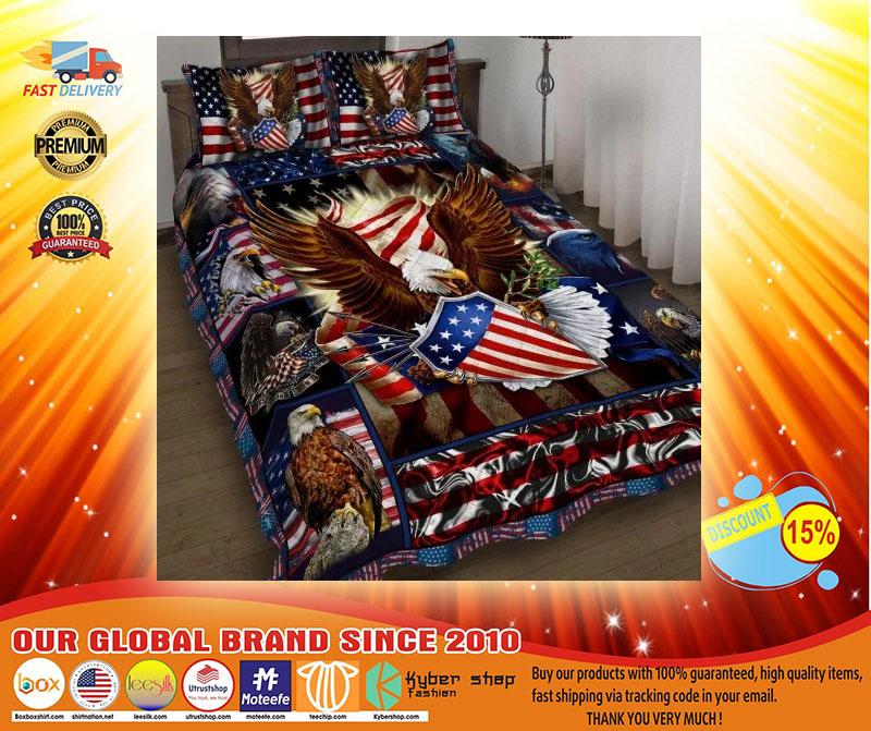 Eagle American bedding set4