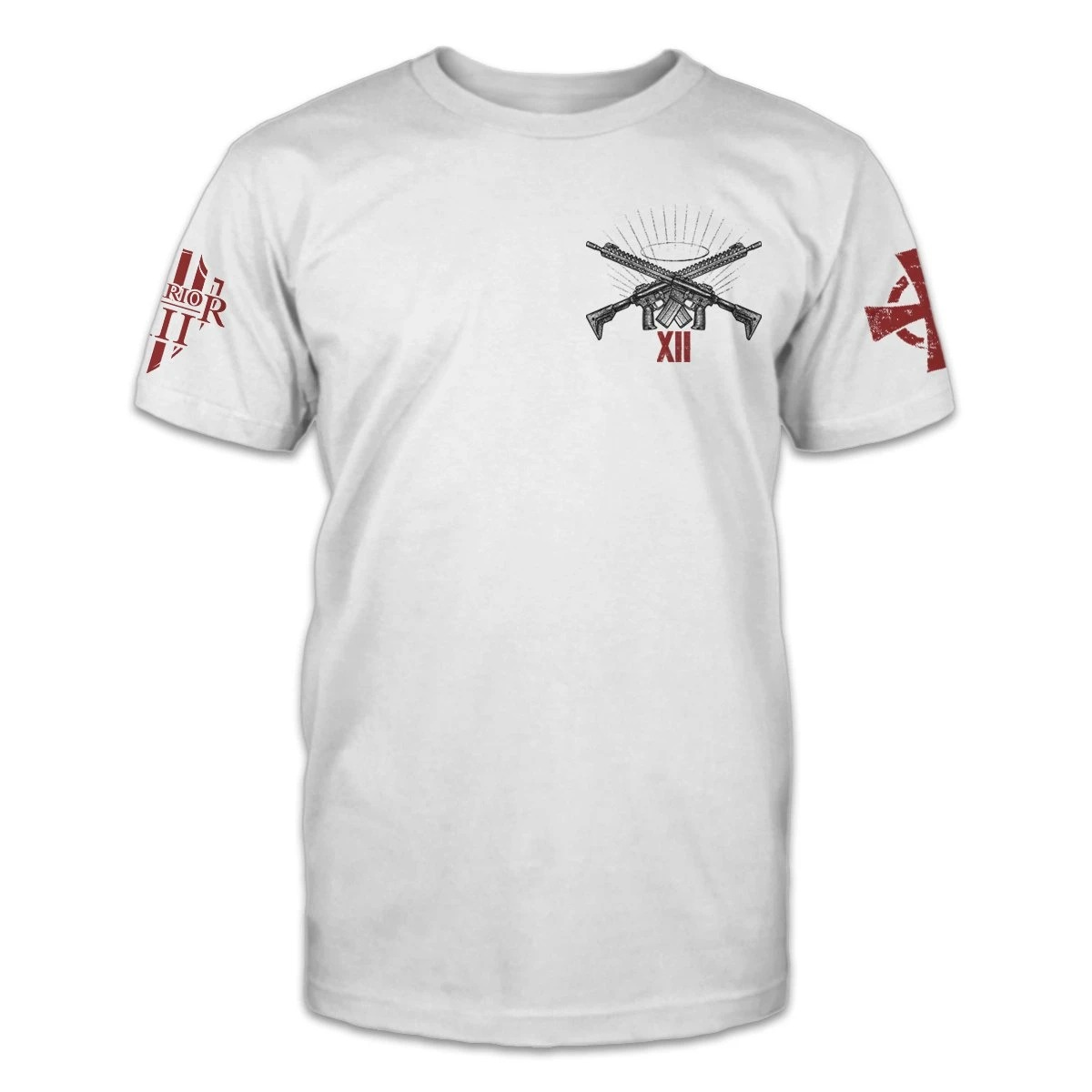 God gave his archagels weapons because even the almighty knew 3d shirt3