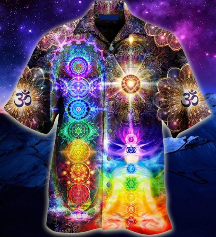 Mind and soul in a harmony chakra hawaiian2