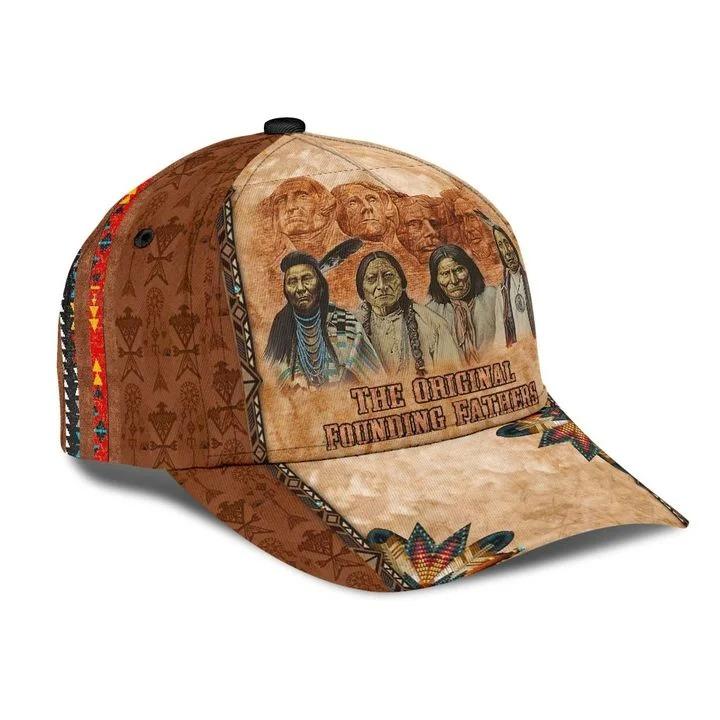 Native the otiginal founding fathers cap2