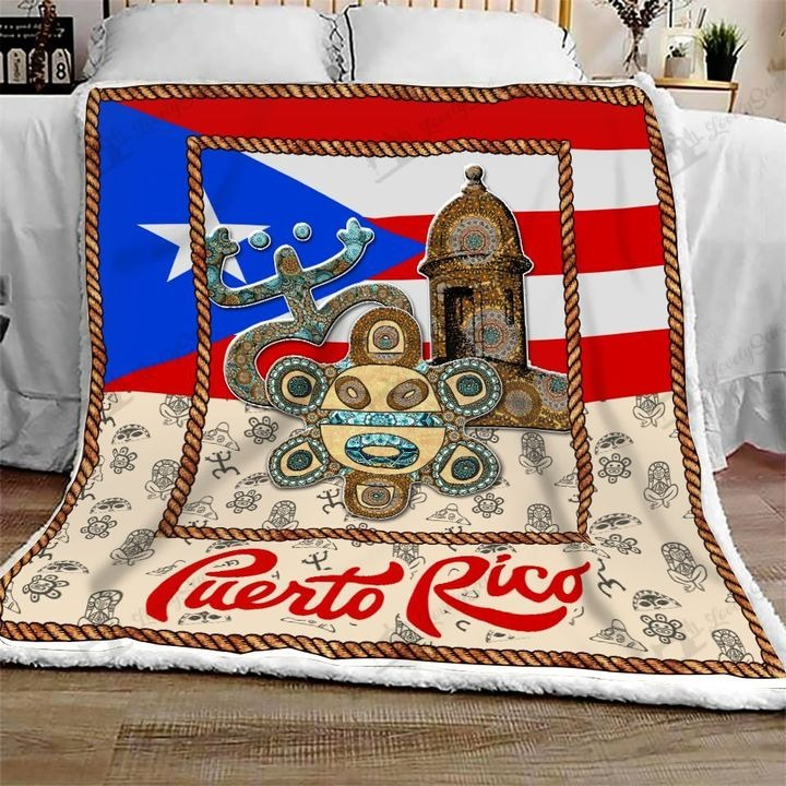 Puerto rico bedding set4