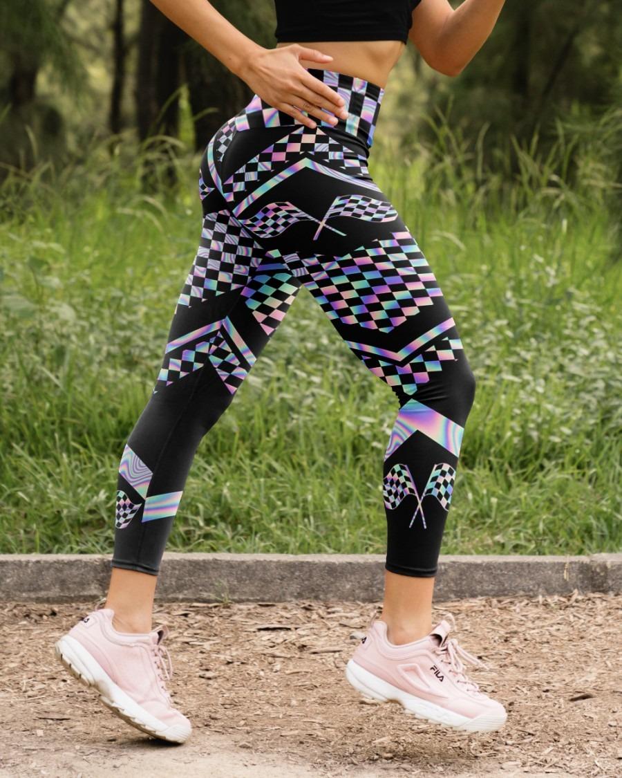 Racing girl legging4