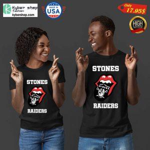 Stones raiders Shirt4