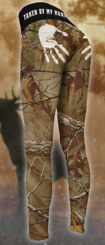 Taken by my hunter tank top and legging3