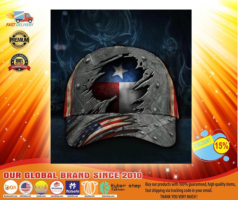 Texas state flag cap3