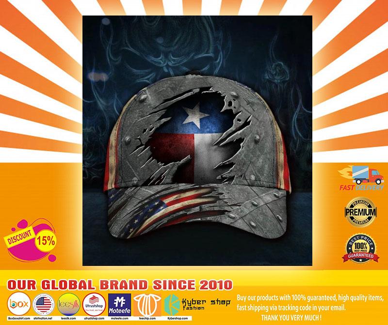 Texas state flag cap4