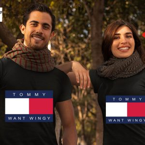 Tommy Hilfiger want wingy Shirt5757