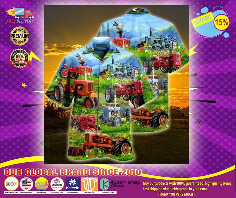 Tractor hawaiian11