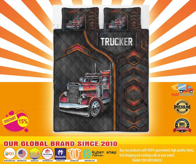 Trucker bedding set4