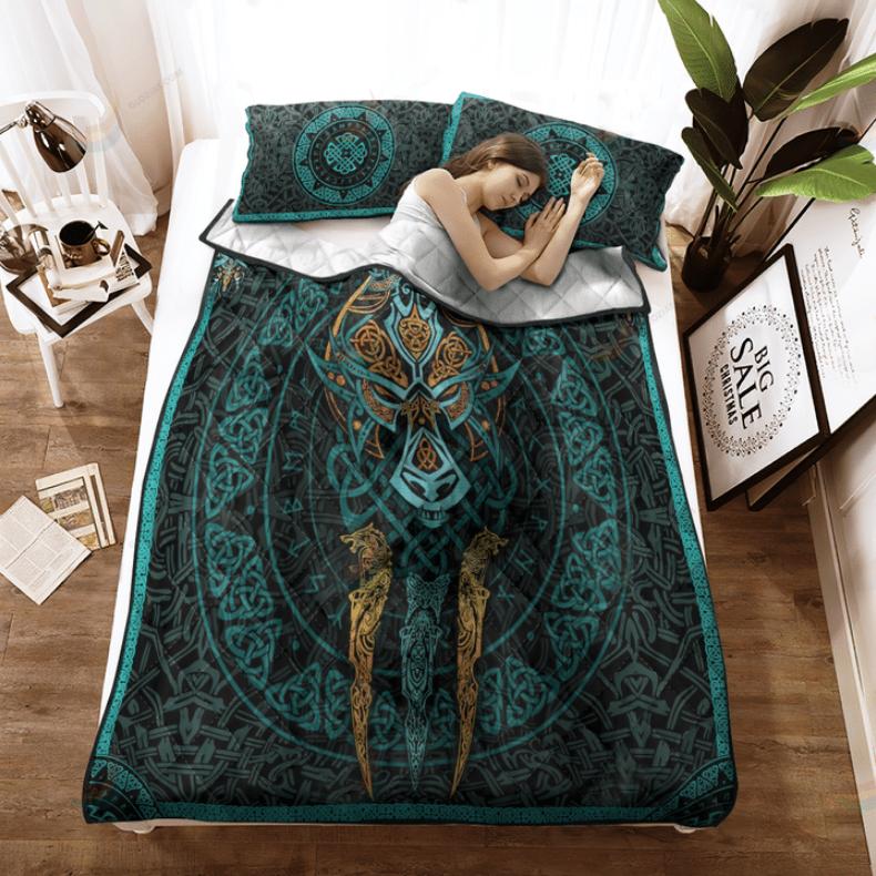 Viking fernir bedding set3