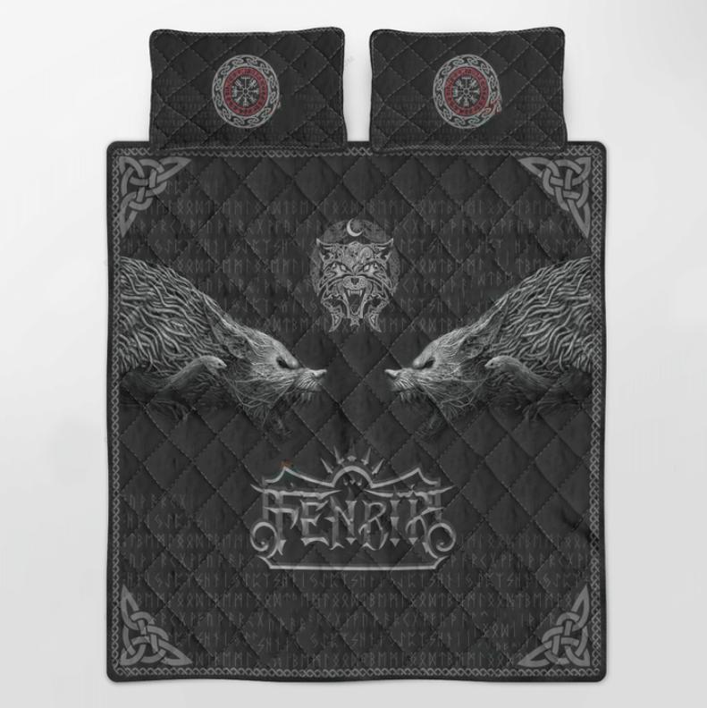 Viking fernir bedding set7