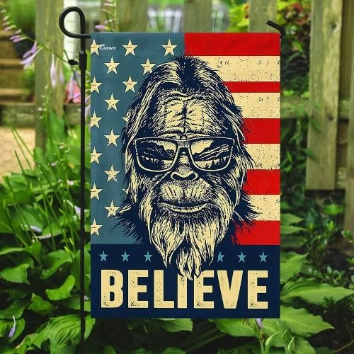 Bigfood believe American flag2