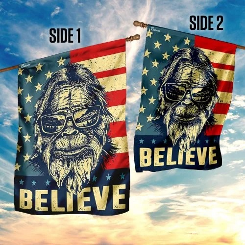 Bigfood believe American flag4