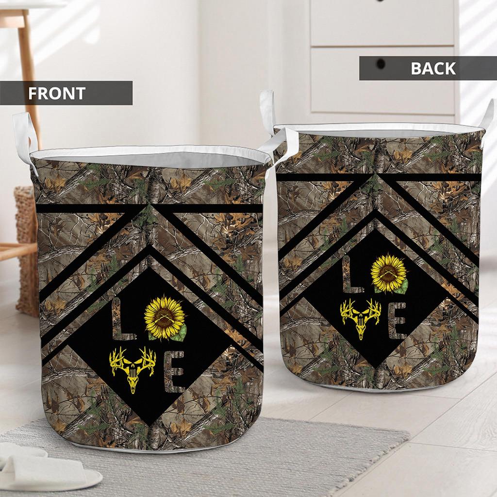 Love hunting basket laundry2