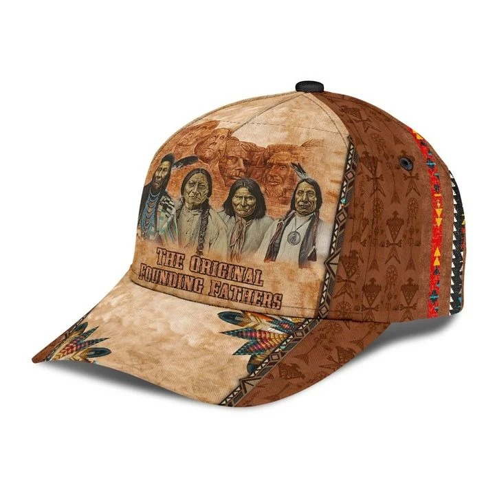 Native The original founding fathers classic cap2