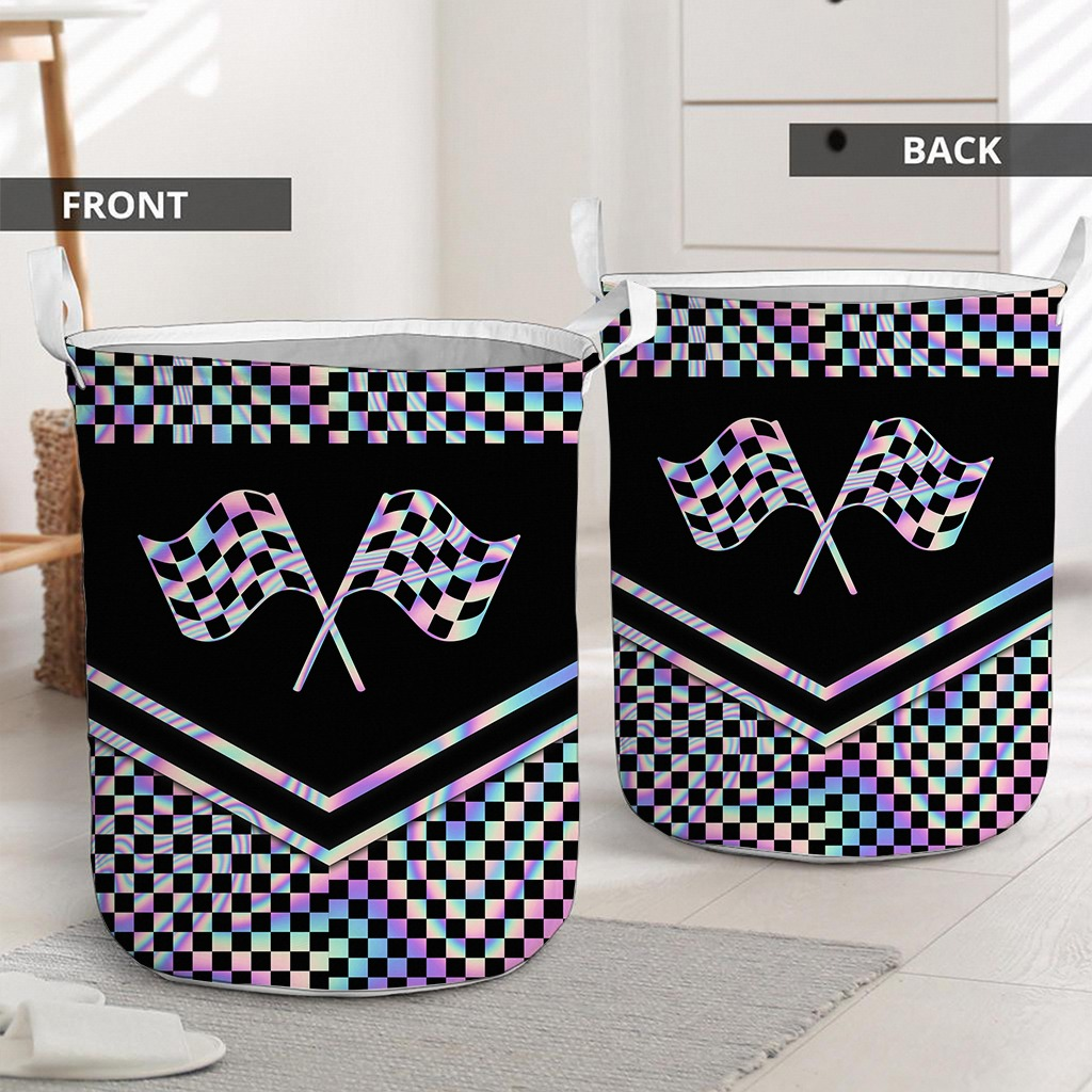 Racing basket laundry2