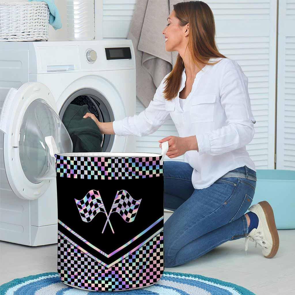 Racing basket laundry4