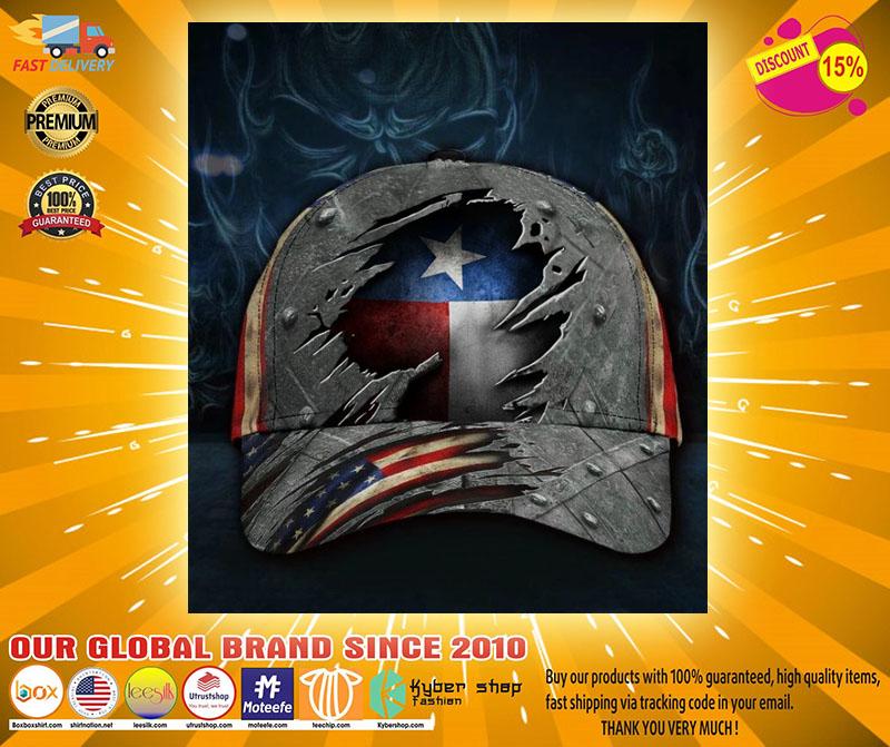 Texas state flag classic cap2