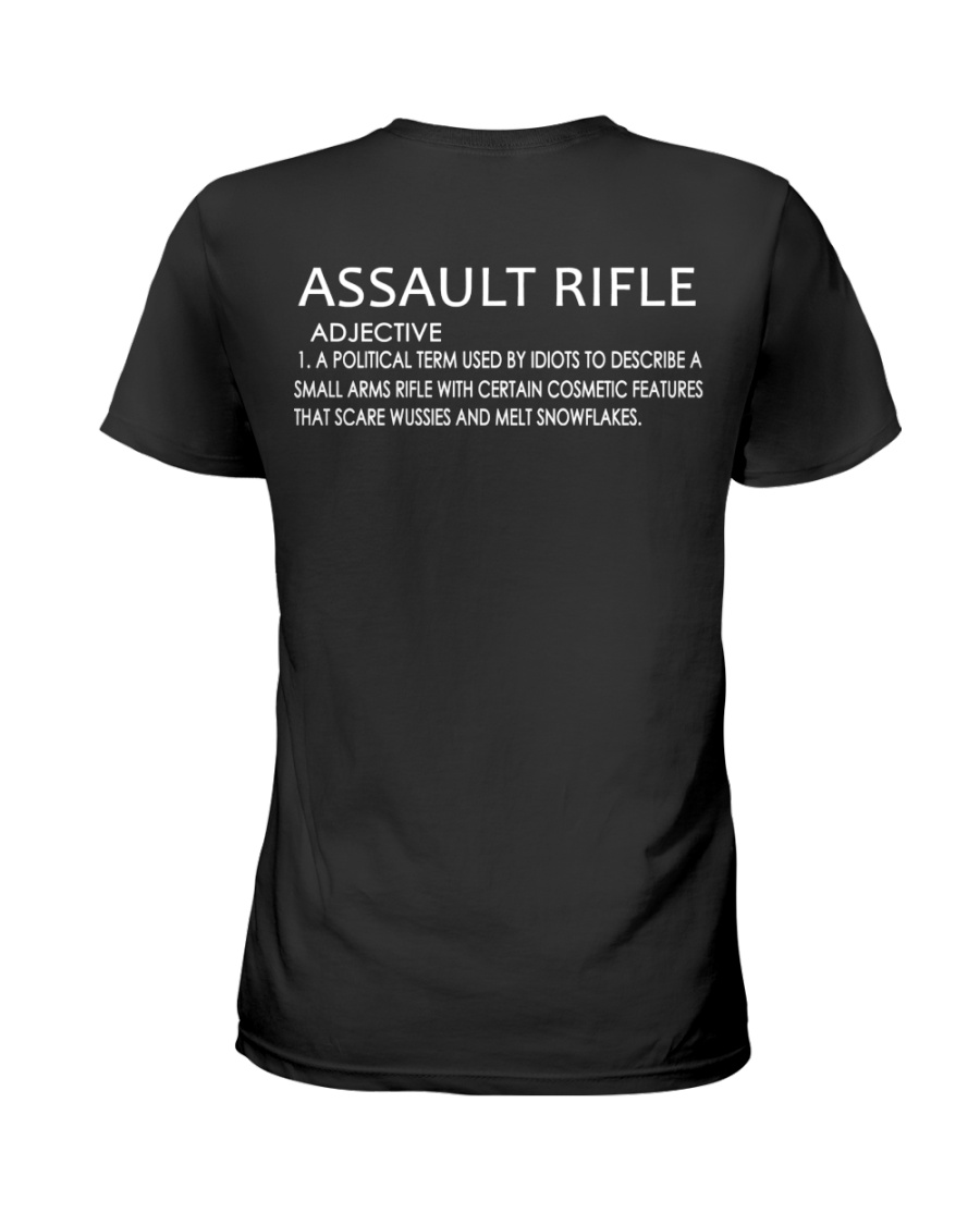 Assault Rifle Shirt1