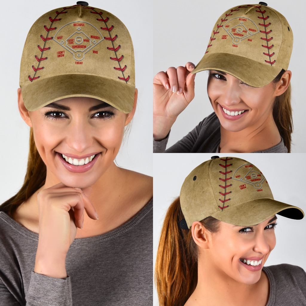 Baseball field cap3