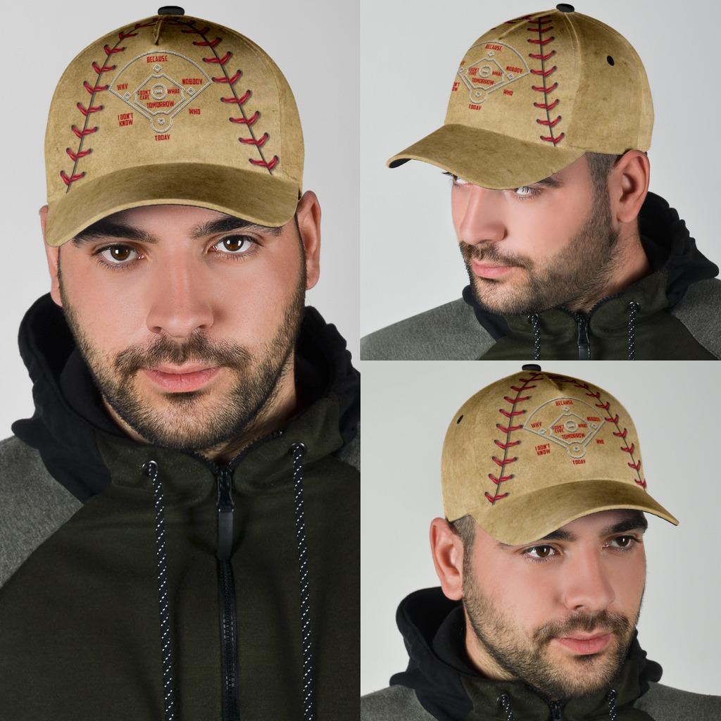 Baseball field cap4