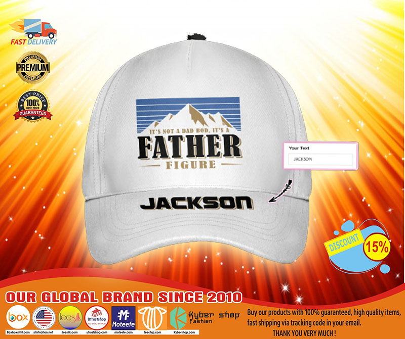 Busch light Its not a dad nod its Father figure custom name cap4
