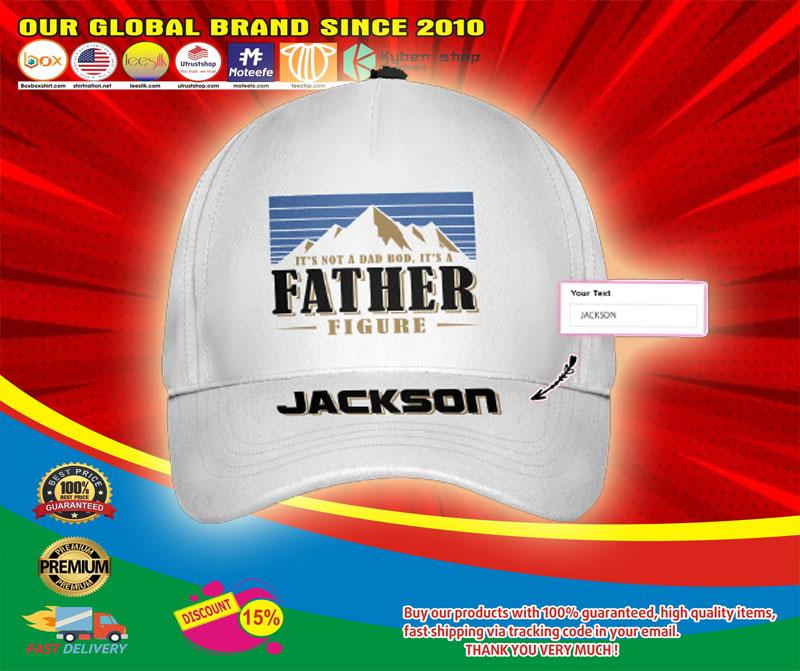 Busch light Its not a dad nod its Father figure custom name cap6